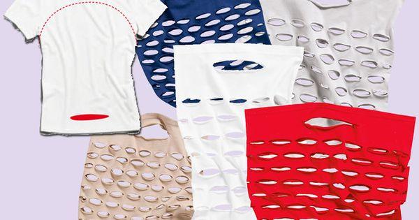 aus alt mach neu taschen aus alten shirts how to anleitungen burda style shirts style. Black Bedroom Furniture Sets. Home Design Ideas