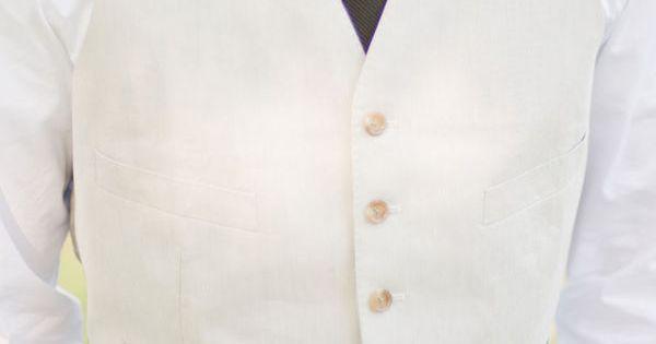white with black tie groom attire