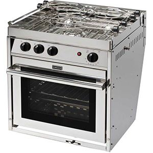 Stove Selection Advice West Marine In 2020 Tiny House Appliances Gas Stove With Oven Outdoor Kitchen