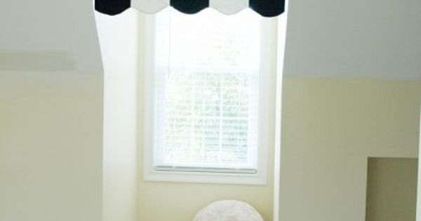 Easy Dormer Window Treatment Room Window And Dormer Windows