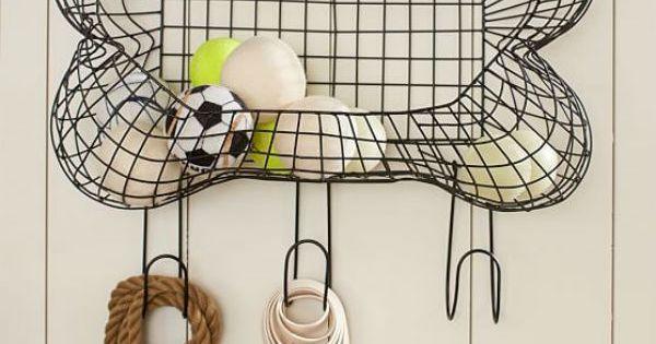 Wire Bone Storage This Storage Unit Doubles As Both A