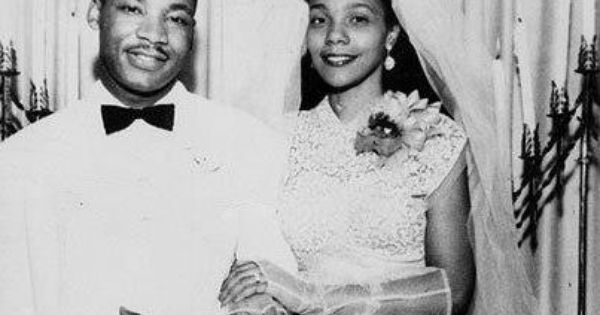 The Marriage Of Martin Luther King, Jr. And Coretta Scott