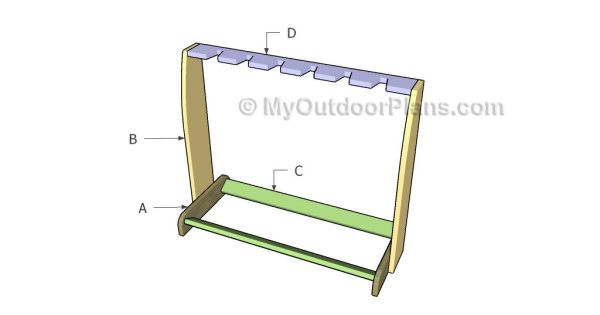 wooden guitar stand plans free outdoor plans diy shed wooden playhouse bbq woodworking. Black Bedroom Furniture Sets. Home Design Ideas