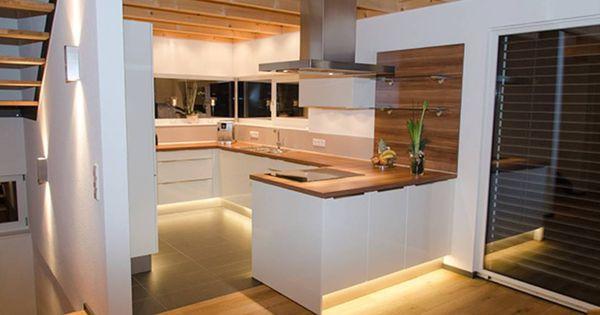 wohnideen interior design einrichtungsideen bilder doppelgarage moderne k che und. Black Bedroom Furniture Sets. Home Design Ideas