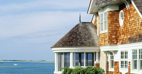 Cape Cod shingle beach house ...Dream home..
