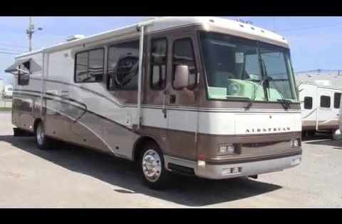 1999 Airstream Cutter 35 Class A Diesel Pusher Motorhome Walk Around Video Youtube Diesel Motorhomes For Sale Motorhome Rv Dreams