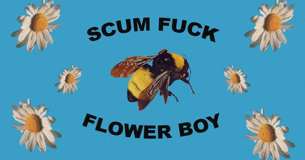 Pin By Giselle On Painting Ideas In 2020 Tyler The Creator Wallpaper Tyler The Creator Flower Boys