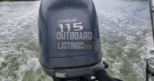 Yamaha 115 4 Stroke Outboard Engine Boat Engine Flats Boat Engine 2650 East Coast Selling My Yamaha 1 15 4 Strok Outboard Boat Engine Engines For Sale