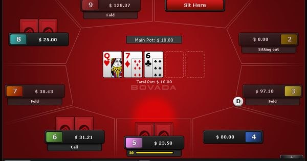 Free blackjack games bovada