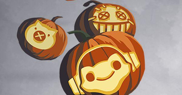 Pumpkins Overwatch Halloween Terror Overwatch Halloween Halloween Party