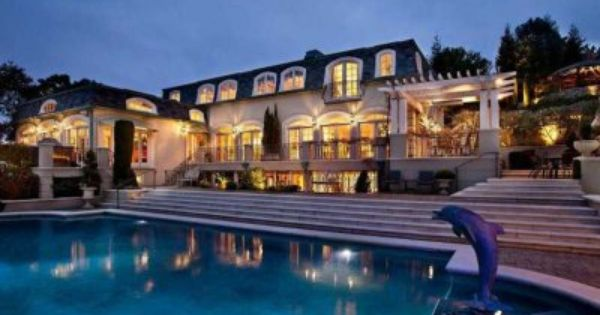 The 15 Most Expensive Mansions For Sale In Silicon Valley Right Now Mansions Mansions For Sale Sale House