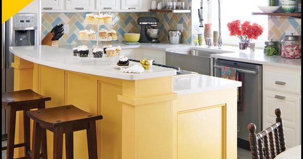Do It Yourself Kitchens Stunning Spaces On A Shoestring