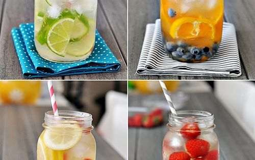 Fruit Infused Coconut Water by fussfreecooking: Simple and rewarding! Coconut_Water