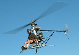 For helicopter sale man single One