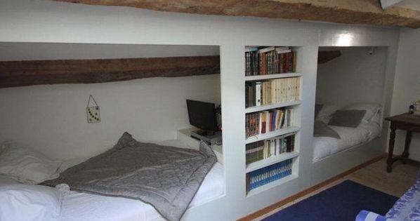 photos d co id es d coration de grenier combles dans une maison chambre grenier loft et. Black Bedroom Furniture Sets. Home Design Ideas