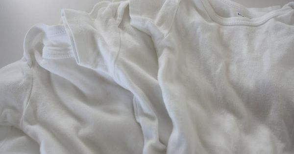 The Hildebrands: laundry tip whiter whites