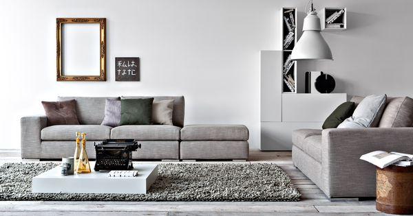 Sala de dise o italiano muebles italianos salas - Muebles salon diseno italiano ...