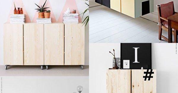 8 ikea ivar hacks ida interior lifestyle barnrum inredning och vardagsrum. Black Bedroom Furniture Sets. Home Design Ideas