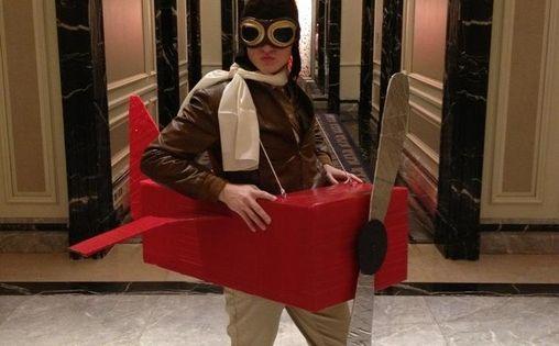 Amelia Earhart - Halloween Costume Contest via costumeworks