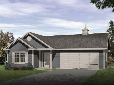1 level garage apartment maston homes equine living for Garage with living quarters one level