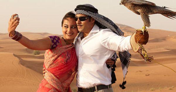 Has Sonakshi Sinha Rubbed Her Mentor Salman Khan In A Wrong Way