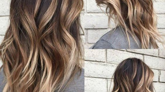 18 Winter Hair Color Ideas for 2017: Ombre, Balayage Hair ...