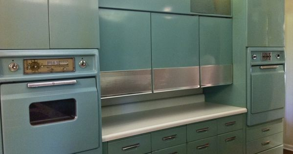 Galvanolux and metal kitchen cabinets are made of for Kitchen design 43055
