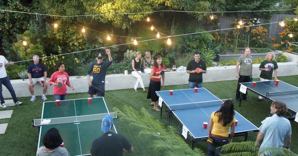 Sting Pong Drinking Game