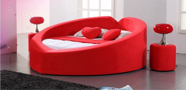 20 Super Fab Heart Shaped Bed Designs Worth Falling In Love With Home Design Lover Bed Design Beds For Sale Romantic Bedroom