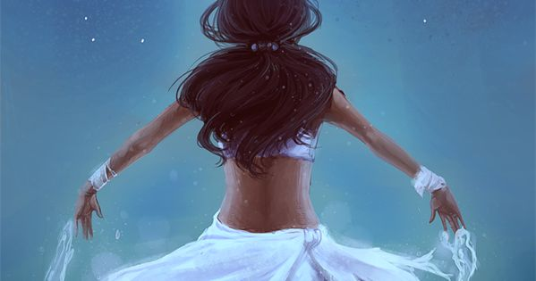 Fan Art of Katara for fans of Avatar: The Last Airbender.