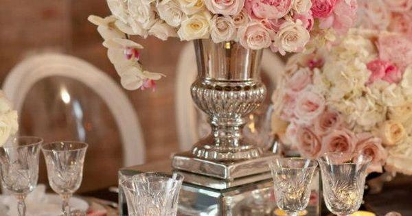 "coral and gray - mix with rustic decor for ""southern chic"" theme"