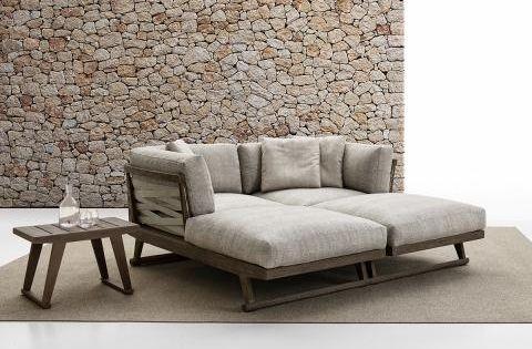 Outdoor Sofa Gio Von B B Italia Bild 3 Schoner Wohnen Outdoor Sofa Wohnen