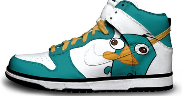 Perry shoes, Nike shoes