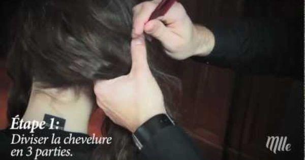 Transformer une coiffure de jour en coiffure de soirée  Mlle.ca ...