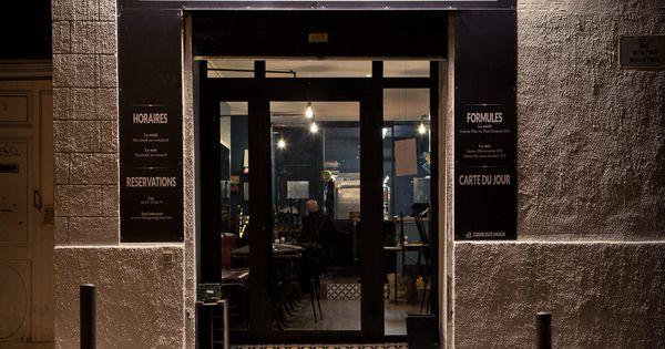 Chez georgiana restaurant marseille vieux port for Restaurant chez marie marseille
