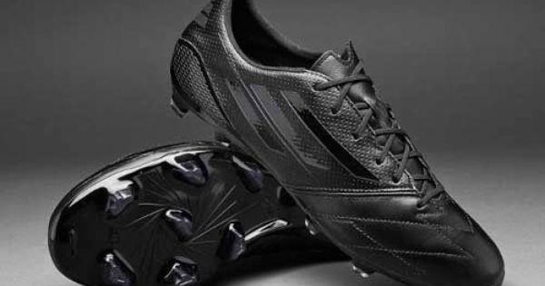 Adidas F50 Adizero Leather Fg Black And White Edition Football Boots Adidas Football Adidas Soccer Shoes