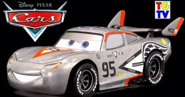 Cars Lightning McQueen All Paint Jobs 8 Screen Race Cars Fast as