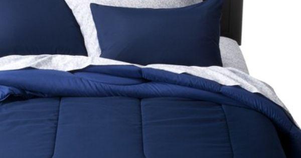 Room Essentials Reversible Solid Comforter Room Essentials Target Comforter Comforters