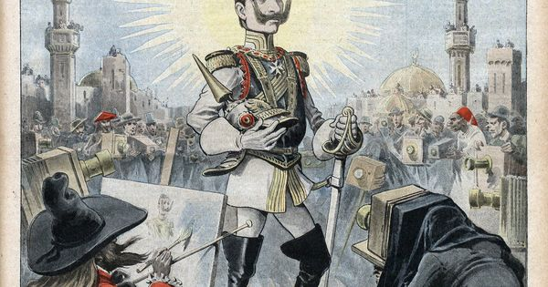 kaisers foreign policy The kaiser and his court: wilhelm ii and the government of wilhelm ii and the government of germany a few thoughts on continuity in german foreign policy.