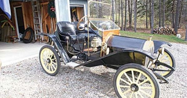 1909 Hupmobile 20 Old Classic Cars Classic Cars Antique Cars