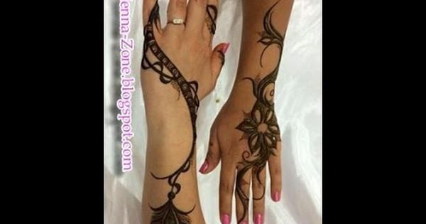 نقش حناء بسيط 20 صورة لازم تشوفيها Henna Unique Mehndi Designs Beautiful Mehndi Design