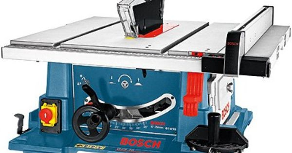 Bosch Gts 10 Xc 220v 10 Inch Table Saw Table Saw Reviews Best