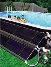 Diy Above Ground Solar Pool Heater Installation Solar Pool