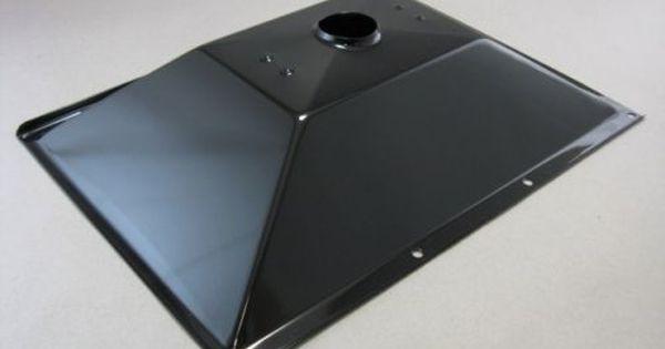 Weber Gas Grill Genesis 1000 5000 Bottom Drip Tray Pan Black Drip Tray Black Tray Porcelain Black