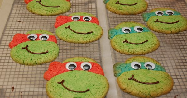 tmnt party ideas | Teenage Mutant Ninja Turtles Party | Urban ...