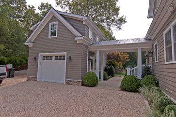 17 Ideas Exterior Paint Garage Carriage House In 2020 Detached Garage Designs Garage Design Breezeway