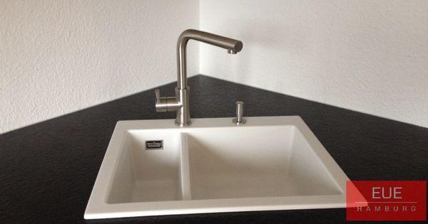 Keramikspüle Mera 60 - spülbecken küche günstig