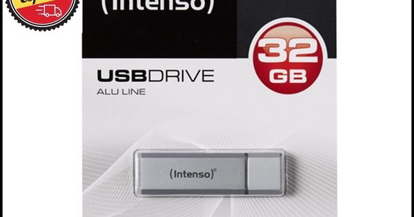 Pendrive Intenso Memoria Usb 2 0 32gb Pen Drive Flash Drive Memory