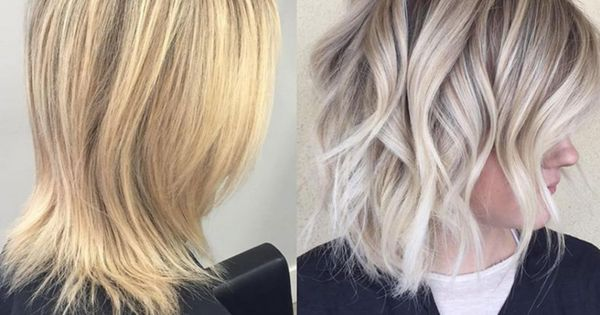 HOW-TO: Platinum Blonde Highlights on Virgin Dirty Blonde ...