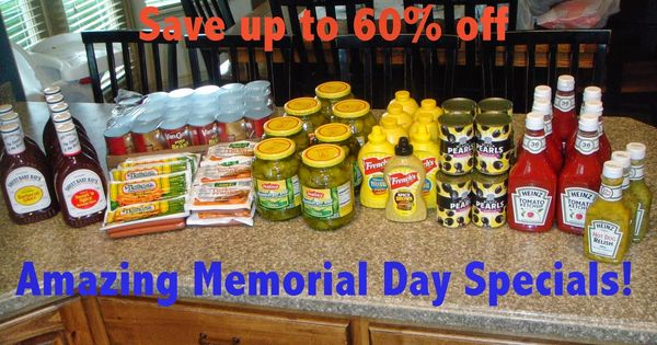 memorial day deals veterans